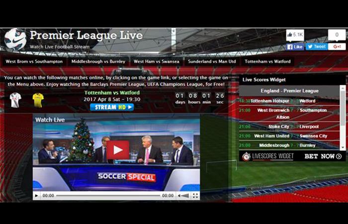 Programme, um kostenlos Fußball auf dem PC zu schauen