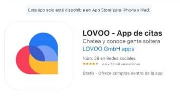 Laden Sie Lovoo von iOS herunter