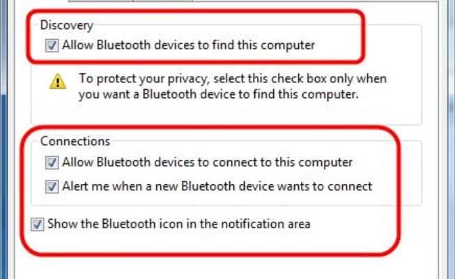 So aktivieren Sie Bluetooth unter Windows 7 2