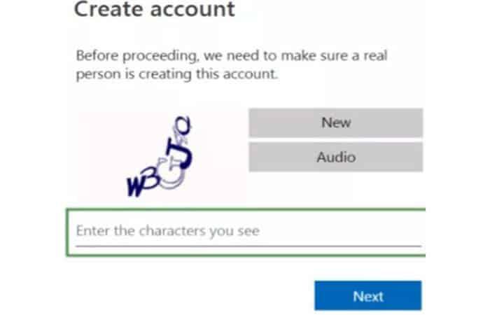 Erstellen Sie ein Outlook-Konto
