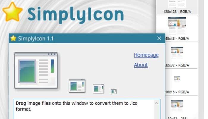SimplyIcon 1.1