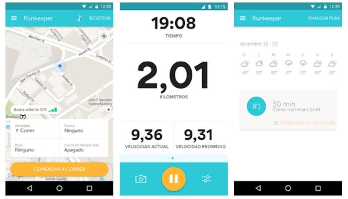 8 Apps Fahrrad-Kilometerzähler 11