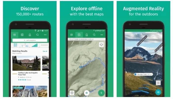 8 Apps Fahrradkilometer 12