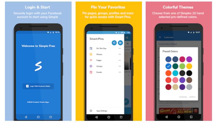 Die 7 besten Facebook Apps für Android und iOS 8