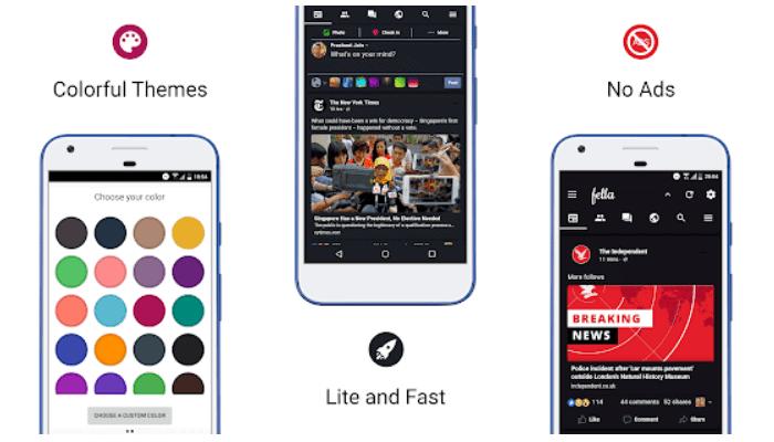 Die 7 besten Facebook Apps für Android und iOS 10