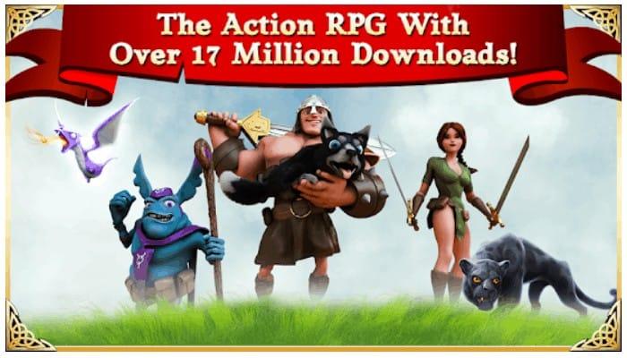 Top 10 kostenlose Tablet-Spiele 8