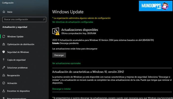 So aktualisieren Sie Windows 10 manuell