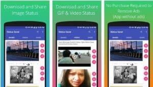 9 Beste Anwendungen zum Anzeigen und Herunterladen des WhatsApp-Status 10