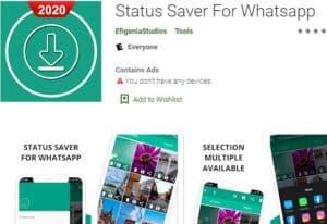 Anwendungen zum Anzeigen des WhatsApp-Status