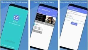 9 Beste Anwendungen zum Anzeigen und Herunterladen des WhatsApp-Status 11