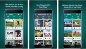 9 Beste Anwendungen zum Anzeigen und Herunterladen des WhatsApp-Status 15