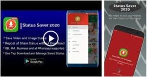 9 Beste Anwendungen zum Anzeigen und Herunterladen des WhatsApp-Status 16