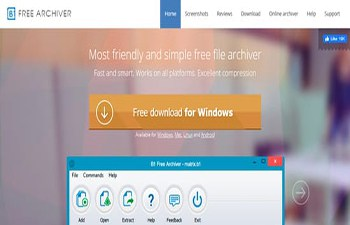 B1-Free-Archiver