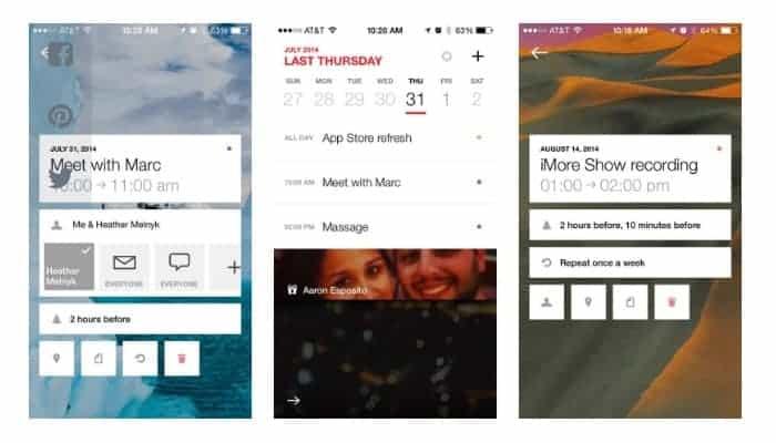 Kalender-Apps