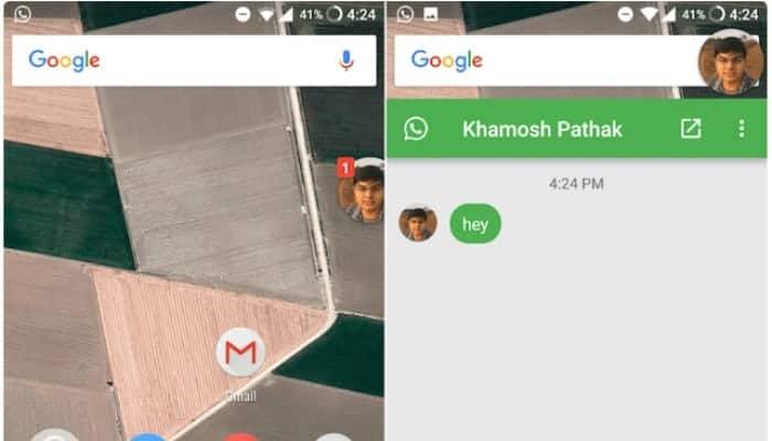 Flychat Chat Bubble App