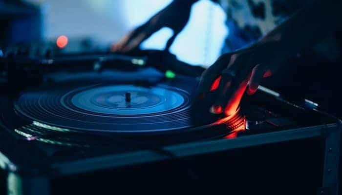 Party Mixer-DJ-Player