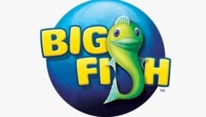 Große Fischspiele