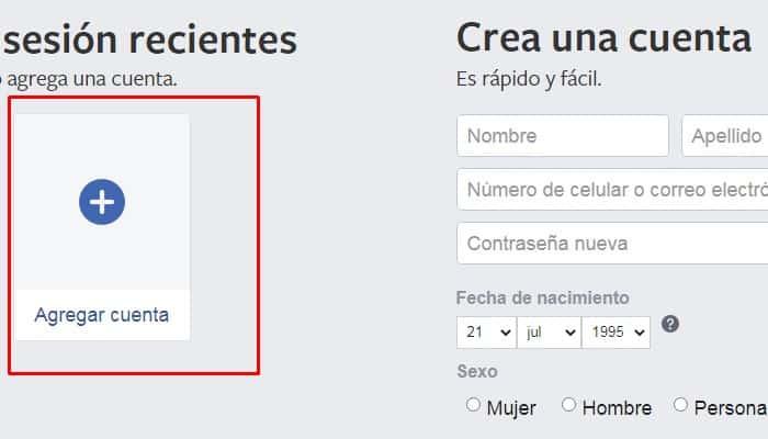 So geben Sie Facebook schnell und einfach auf Spanisch ein 6