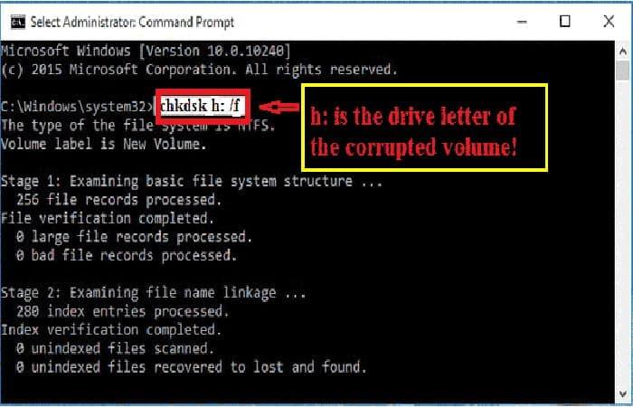 So stellen Sie gelöschte Dateien von einem Pendrive ohne Programme wieder her 6
