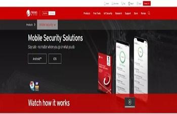 Trend Micro Mobile Sicherheit