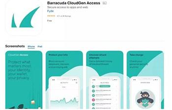 Barracuda CloudGen Access