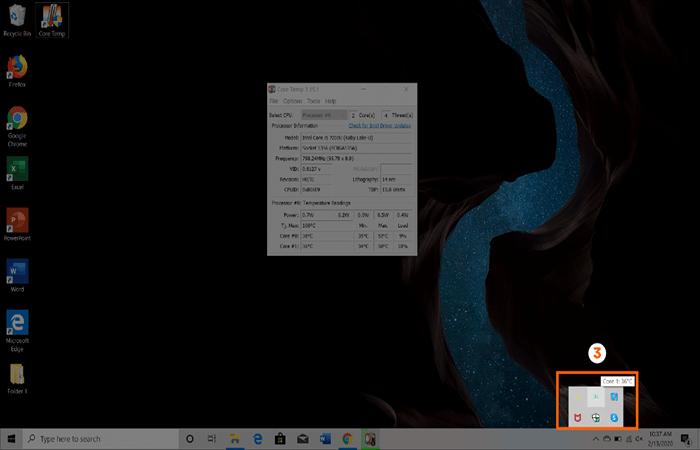 So messen Sie die PC-Temperatur