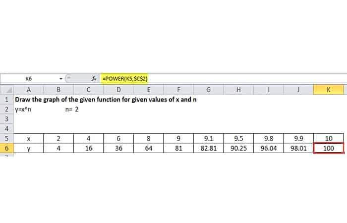 So bringen Sie Strom in Excel 18