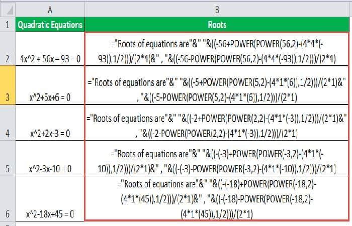 So bringen Sie Strom in Excel 23