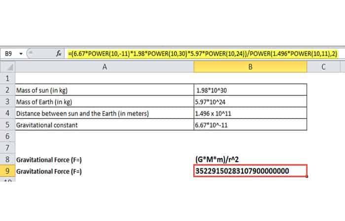 So bringen Sie Strom in Excel 28