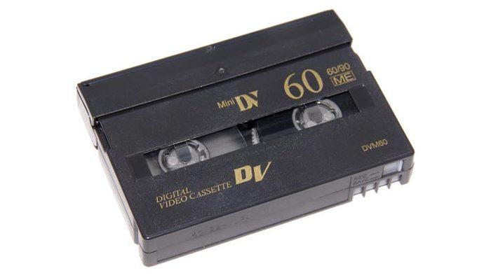DV (Digitales Video)