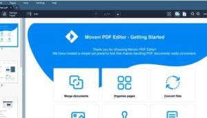 Movavi PDF-Editor