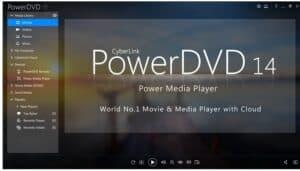 CyberLink PowerDVD Ultra 14