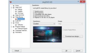 SlySoft AnyDVD HD