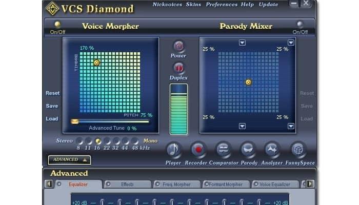 AV Voice Changer DiamondAV Voice Changer Diamond
