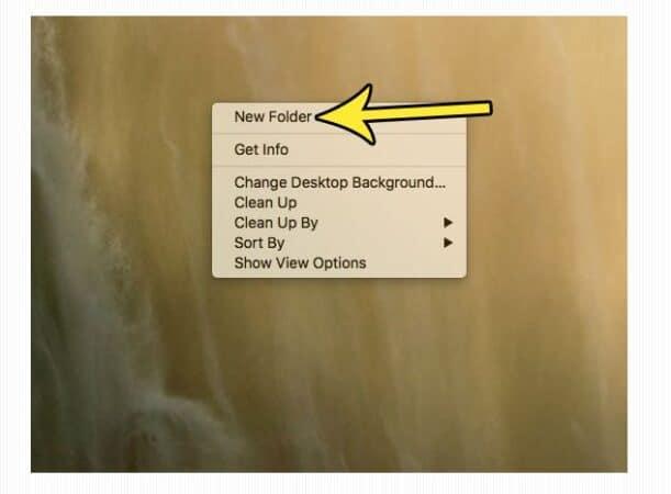 So erstellen Sie einen Ordner auf dem Mac 18