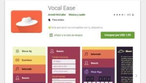 Vocal Ease