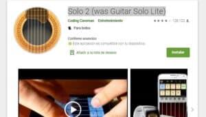 Solo 2 (war Gitarre Solo Lite)