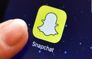 So melden Sie sich bei Snapchat an