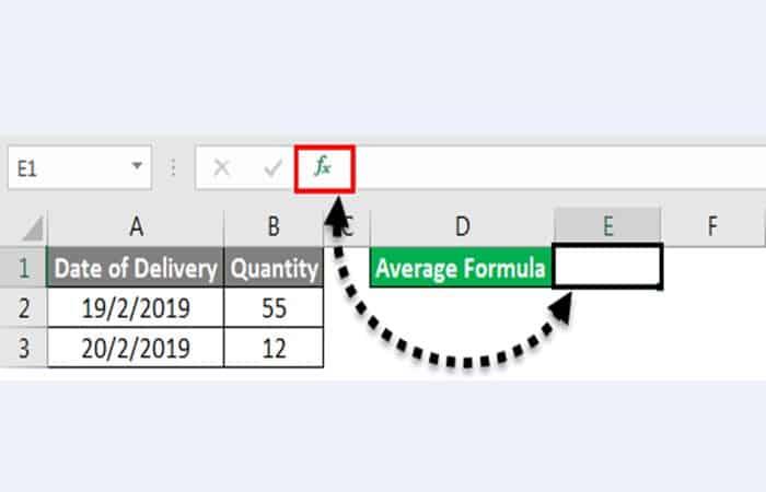 Wie man einen Durchschnitt in Excel nimmt