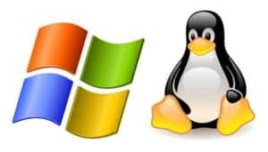 Hauptunterschiede zwischen Windows und Linux