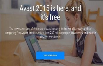 avast freies Antivirus