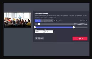Programme zum Online-Schneiden von Videos