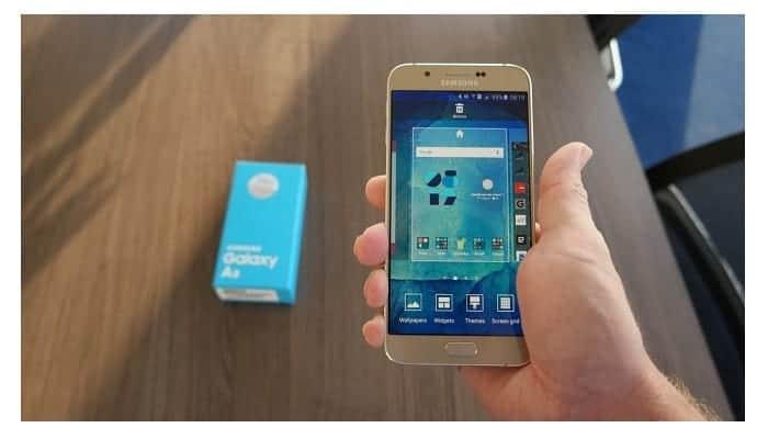 Samsung Galaxy Modelle und Unterschiede: A, B, C, D.  16