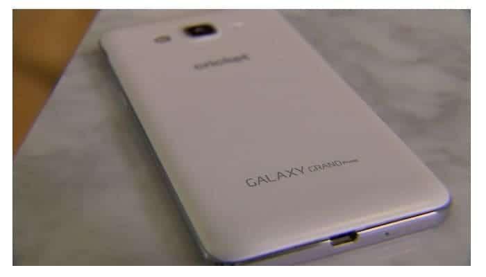 Samsung Galaxy Modelle und Unterschiede: A, B, C, D.  fünfzehn