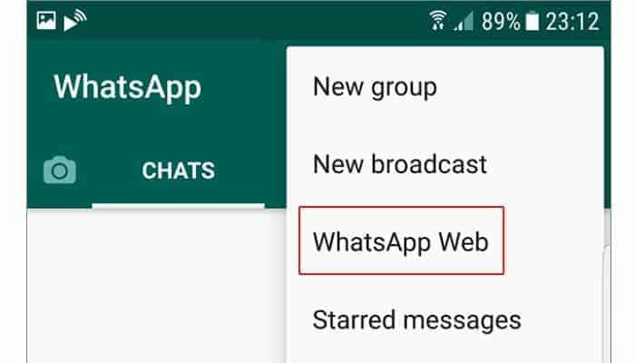 So installieren Sie WhatsApp Web Easy and Free 9