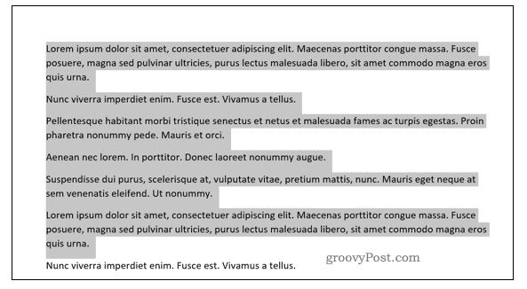 Wie man horizontale Seiten in Word Schritt für Schritt einfügt 21