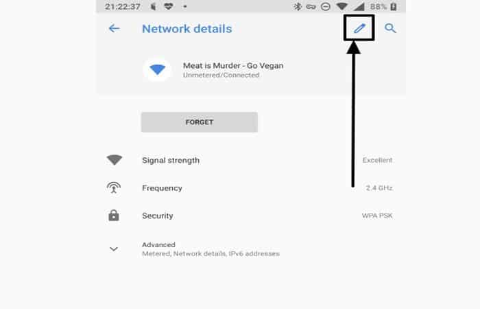 So ändern Sie DNS auf Android.  Tutorial 2021