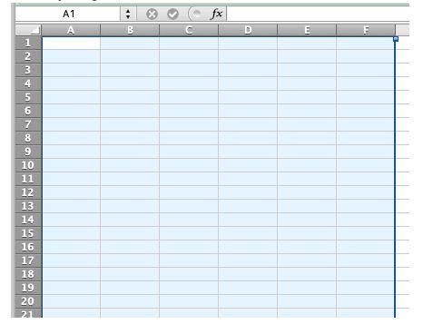 So erstellen Sie ein Formular in Excel 16