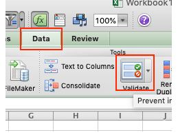 So erstellen Sie ein Formular in Excel 26