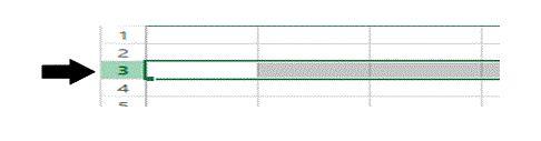 Was ist ein Bereich in Excel 13